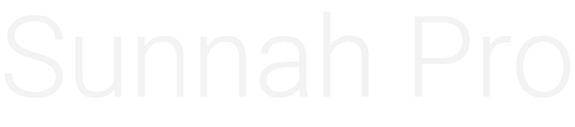 Sunnah Pro